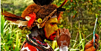 Tari Man, Making Up