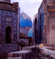 Passage Way.Samarkand