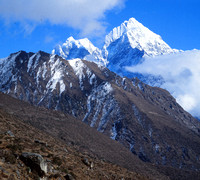 MT VIEW FROM TANGBOCHE