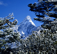 Mt-2. Tamserku, Everest Region