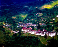 Tongsa Dzong, Central Bhutan