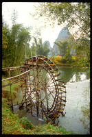 Waterwheel Near Yan Shuo