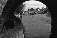 Black and White Parisian Images Ala Atget  by Apte