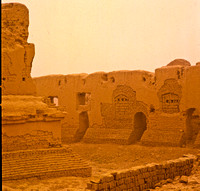Ancient Fort Along the Silk Road