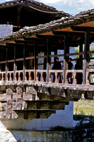 Bridge at Paro Dzong