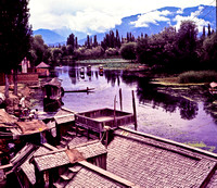 House Boats in Vale of Kashmir