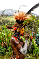 Image of Papua New Guinea Tribesmen