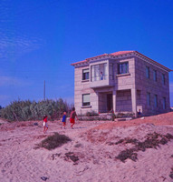 Porto Novo House where I Wrote Dissertation, Galica