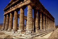 Sicily-Ancient and Old Architecture