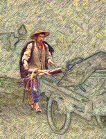 Farmer from Dali